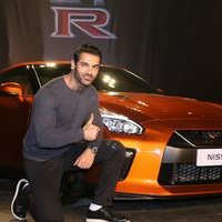 John Abraham launches 2017 Nissan GT-R Photos | Picture 1443020