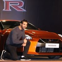 John Abraham launches 2017 Nissan GT-R Photos | Picture 1443019
