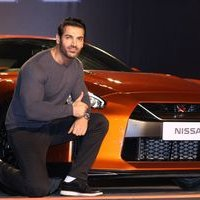 John Abraham launches 2017 Nissan GT-R Photos | Picture 1443021