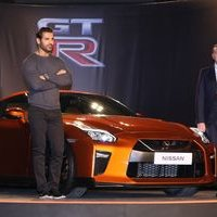 John Abraham launches 2017 Nissan GT-R Photos | Picture 1443028