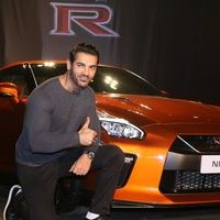 John Abraham launches 2017 Nissan GT-R Photos | Picture 1443024