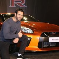 John Abraham launches 2017 Nissan GT-R Photos | Picture 1443022