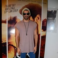 Aditya Roy Kapur - Media interaction for the film Ok Jaanu Pictures