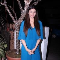 Daisy Shah - Bollywood Celebrities visit Fashion Designer Rajat Tangri's Studio Pictures