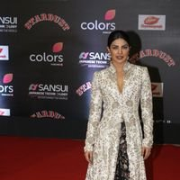 Priyanka Chopra - Red Carpet: Sansui Colors Stardust Awards 2016 Pictures