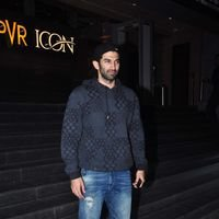 Aditya Roy Kapur - PICS: Screening of film Dangal