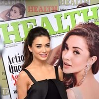 Amy Jackson during the Health and Nutrition magazine cover launch photos | 1441406