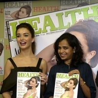 Amy Jackson during the Health and Nutrition magazine cover launch photos | 1441409