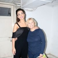 Amy Jackson during the Health and Nutrition magazine cover launch photos | 1441405