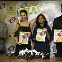 Amy Jackson during the Health and Nutrition magazine cover launch photos | 1441402