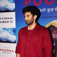 Aditya Roy Kapur - Special Screening of Film Poorna Images