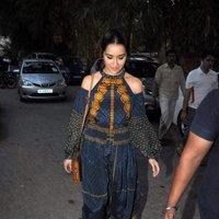 Shraddha Kapoor - Special Screening of film Begum Jaan Images