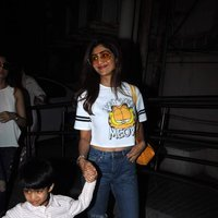Shilpa Shetty - Special Screening of film Begum Jaan Images