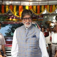 Amitabh Bachchan - Inauguration of the new CBFC office Images