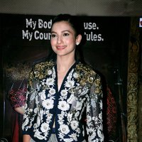 Gauhar Khan - Special Screening of film Begum Jaan Images | Picture 1492849