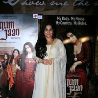 Vidya Balan - Special Screening of film Begum Jaan Images