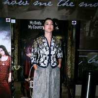 Gauhar Khan - Special Screening of film Begum Jaan Images | Picture 1492847