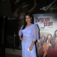 Neetu Chandra - Special Screening of film Begum Jaan Images