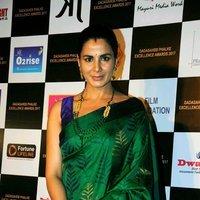 Kirti Kulhari - Celebs at Dadasaheb Phalke Awards 2017 Images