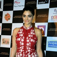 Saiyami Kher - Celebs at Dadasaheb Phalke Awards 2017 Images