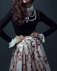 Deepika Padukone in PAPER Magazine Photoshoot
