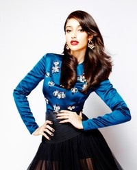 Ileana D'Cruz for Harper's Bazaar India Photoshoot