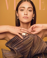 Ileana D'Cruz in Verve Magazine Photoshoot