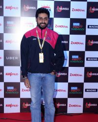 Abhishek Bachchan - In Pics: Red Carpet Of Opening Day Of PRO KABADDI Match In Mumbai