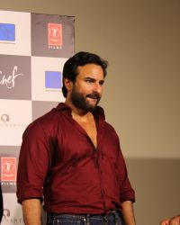 Saif Ali Khan - In Pics: Trailer Launch Of Film Chef
