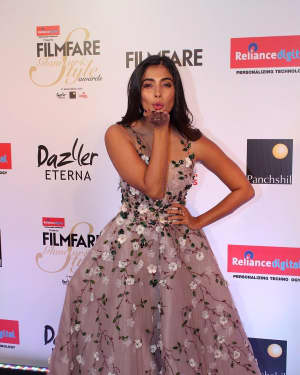 Pooja Hegde - Photos: Celebs at Red Carpet Of Filmfare Glamour & Style Awards 2017