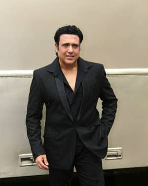 Govinda - Photos: On Set Of Super Dancer - Chapter 2