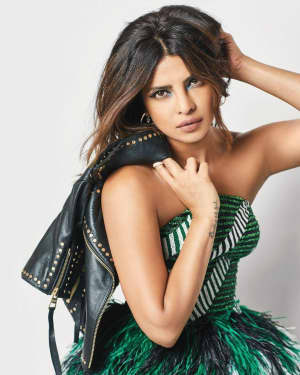 Priyanka Chopra in Hello India December 2017 Photoshoot