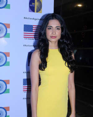 Sarah-Jane Dias - Photos: The Awards Night For Its Short Film Festival Based On Women's Safety & Empowerment