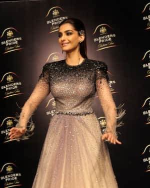 Sonam Kapoor - Photos: Blenders Pride Fashion Tour 2017