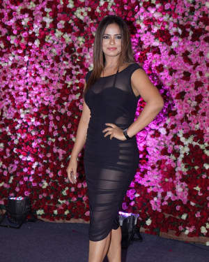Neetu Chandra - Photos: Red Carpet Of Lux Golden Rose Awards 2017