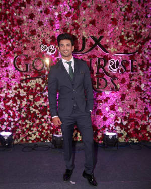 Sushant Singh Rajput - Photos: Red Carpet Of Lux Golden Rose Awards 2017