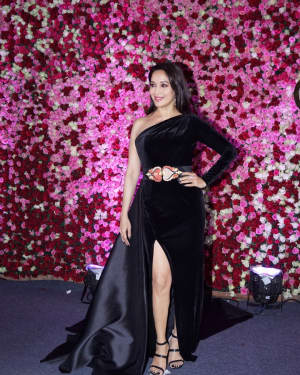Madhuri Dixit - Photos: Red Carpet Of Lux Golden Rose Awards 2017