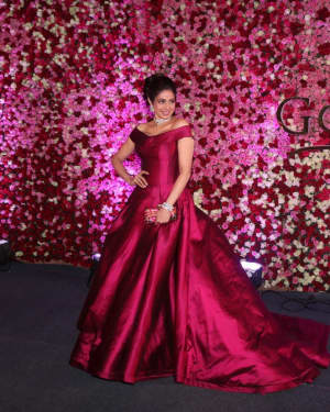 Photos: Red Carpet Of Lux Golden Rose Awards 2017