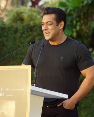 Salman Khan - Photos: Launch Of Bina Kak's Book Silent Sentinels Of Ranthambhore