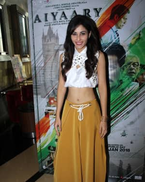 Pooja Chopra - Photos: Trailer Launch Of Film Aiyaary | Picture 1552541