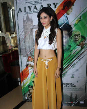 Pooja Chopra - Photos: Trailer Launch Of Film Aiyaary | Picture 1552535
