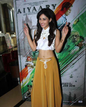 Pooja Chopra - Photos: Trailer Launch Of Film Aiyaary | Picture 1552537