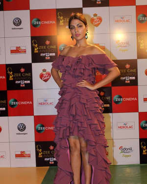 Rhea Chakraborty - Photos: Celebs At Red Carpet Event Of Zee Cine Awards 2018