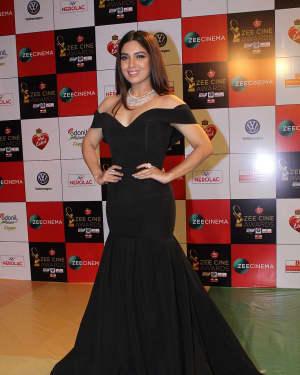 Bhumi Pednekar - Photos: Celebs At Red Carpet Event Of Zee Cine Awards 2018
