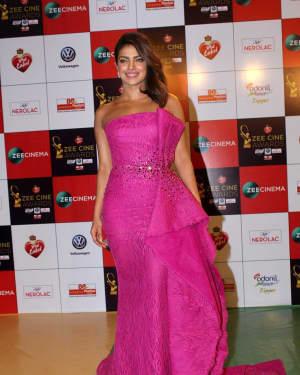 Priyanka Chopra - Photos: Celebs At Red Carpet Event Of Zee Cine Awards 2018   Picture 1552783