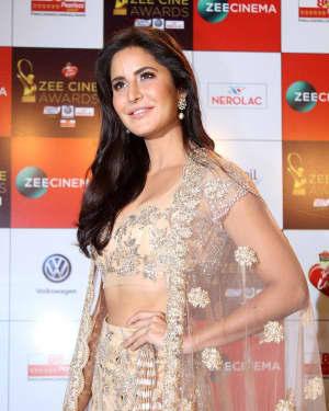 Katrina Kaif - Photos: Celebs At Red Carpet Event Of Zee Cine Awards 2018