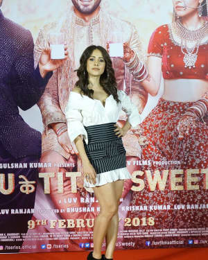 Nushrat Bharucha - Photos: Trailer Launch Of Film Sonu ke Tittu Ki Sweety | Picture 1553368