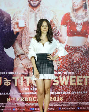 Nushrat Bharucha - Photos: Trailer Launch Of Film Sonu ke Tittu Ki Sweety | Picture 1553367