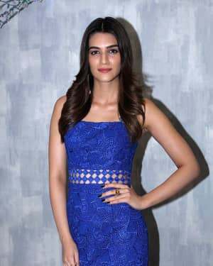 Photos: Kriti Sanon Special Interview For Christmas & New Year