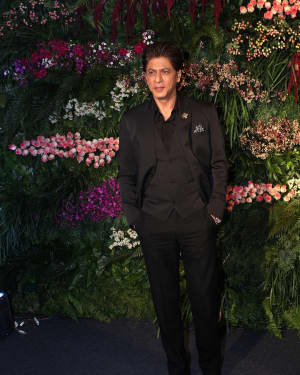 Shahrukh Khan - Photos: Anushka Sharma And Virat Kohli's Wedding Celebration In Mumbai